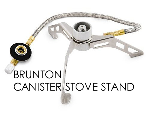 BRUNTON CANISTER STOVE STAND
