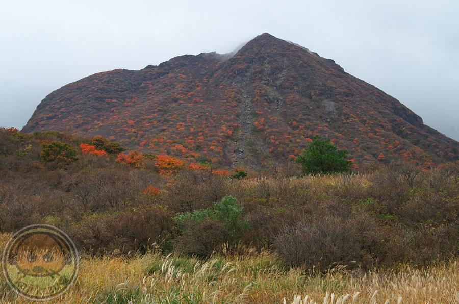 雨ヶ池から三俣山