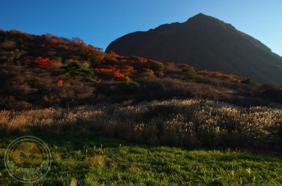 三色と三俣山